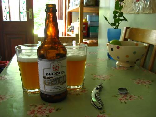 Brodies Beer