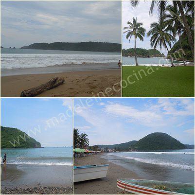 Playas Costa Alegre