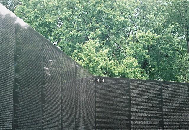 7 25 vietnam wall 1959