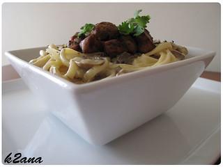 لنغويني باستا بصوص البطاطس by رمضان مطبخ الإقلاع