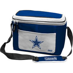 Dallas Cowboys Coleman 12 Pack/Can Cooler Bag