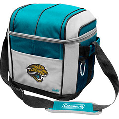Jacksonville Jaguars Coleman 24 Pack/Can Cooler Bag