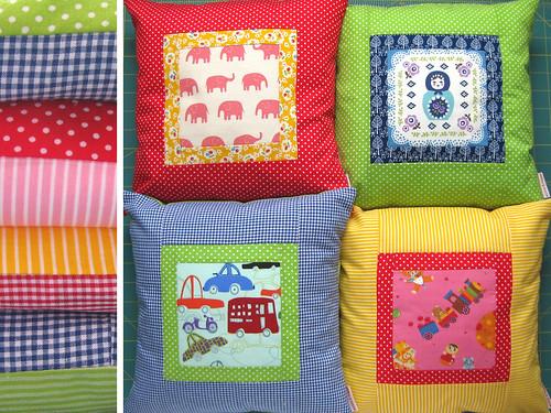 Neue Kissen New Pillows by ellis & higgs