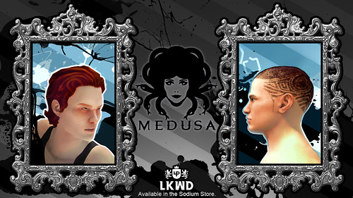 Medusa Male for Home
