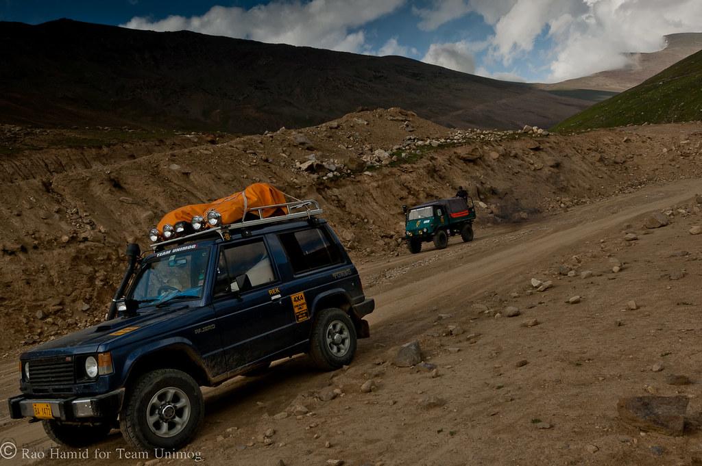 Team Unimog Punga 2011: Solitude at Altitude - 6008709427 810b1e7310 b