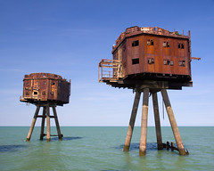 Redsands Forts 3 (Keith Marshall) Tags: uk sea england canon eos kent wwii whitstable forts thamesestuary redsands maunsellforts 1755is 60d canon60d redsandsfort