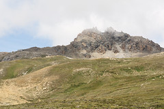 Becs de Bosson et sa cabane (benoit_d) Tags: suisse swiss valais lona 2011 valdanniviers bendola plainedelona