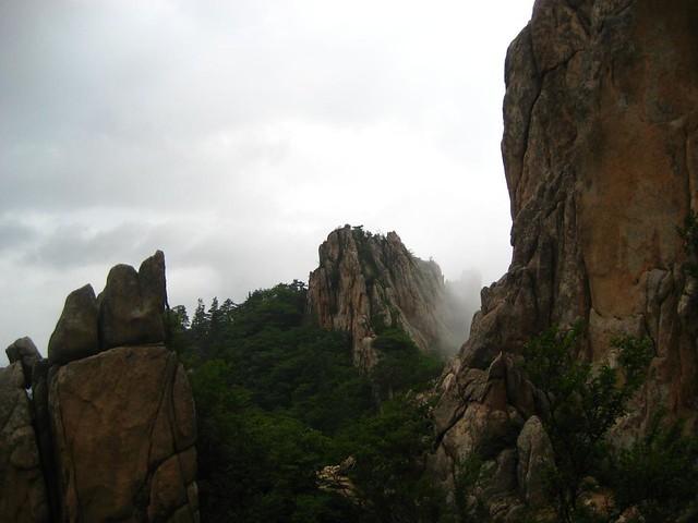 Dinosaur Ridge (Gongnyongneungseon)