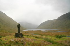Famine monument on the Doolough pass (Liam Skelly) Tags: