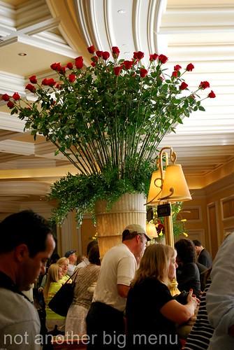 Las Vegas, Nevada - Bellagio reception