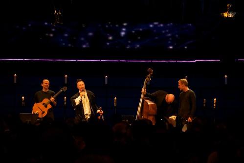 Nigel Kennedy at the Royal Albert Hall