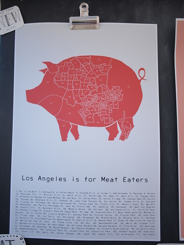 LA is for Meat Eaters.