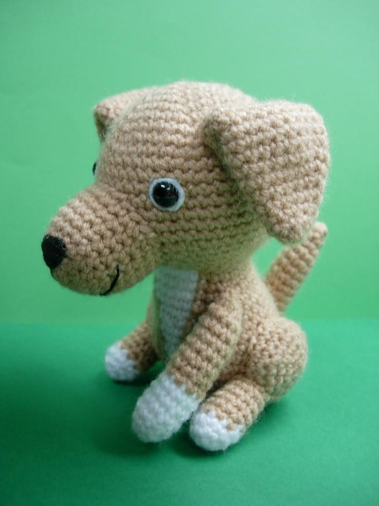 Perro Amigurumi Kawaii : The Worlds Best Photos of crochet and perro - Flickr Hive ...