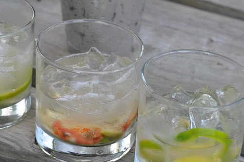 Pepper Infused OYO Vodka Cocktail