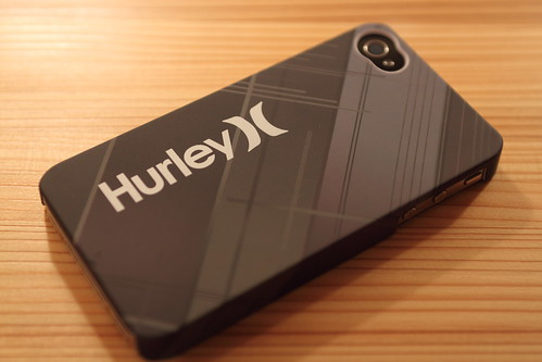 Hurley iPhone4 Case 09
