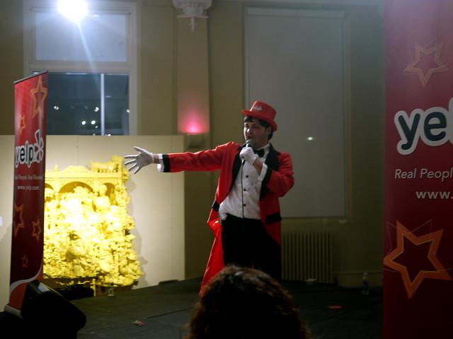 Cirque du Yelp!