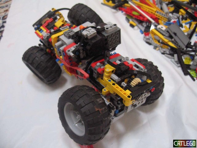 Mini 4x4 V2