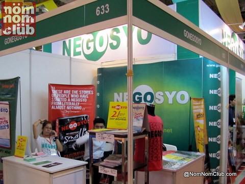 GONegosyo Booth