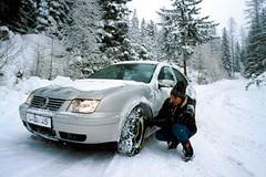 Autem na lyžařskou dovolenou