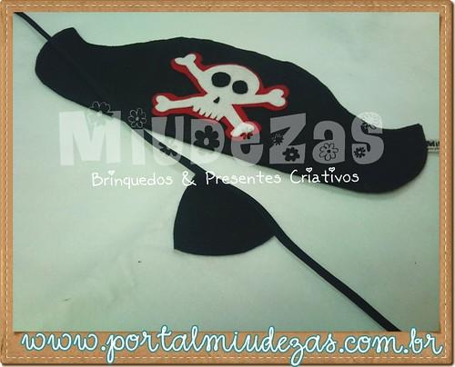 *Ü*Kit Pirata Para Meninos *Ü* by miudezas_miudezas