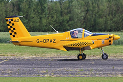 G-OPAZ (QSY on-route) Tags: club aero lincon sturgate egcs gopaz 04062011