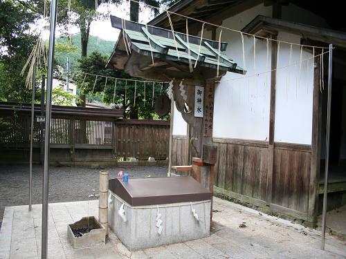 『丹生川上神社 下社』@下市町-08
