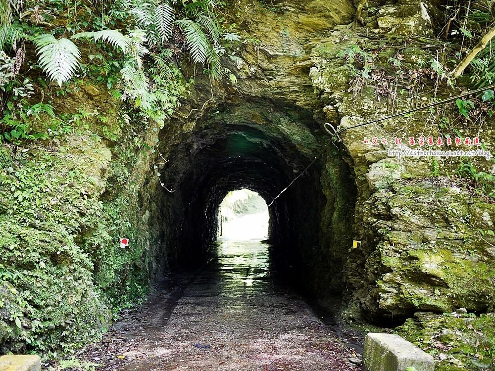 75 隧道會滴水
