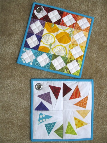 Potholders for Potholder Pass 8