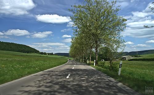 Idyllic Road by fs999