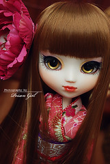~ Custom Pullip EOS for Tahani ~ (-Poison Girl-) Tags: new brown girl yellow hair eos golden eyes doll dolls teddy makeup wig yukata groove kimono pullip straight poison custom pullips poisongirl customs faceup eyechips junplanning rewigged pullipcustom teddybeareyes