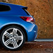 VW Scirocco R: Side Rear