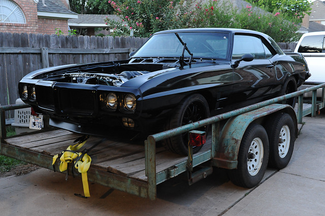 New L76 (LS3) conversion project - runs for 2 seconds and