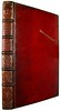 Binding and spine of Gregorius I, Pont. Max.: Homiliae super Evangeliis
