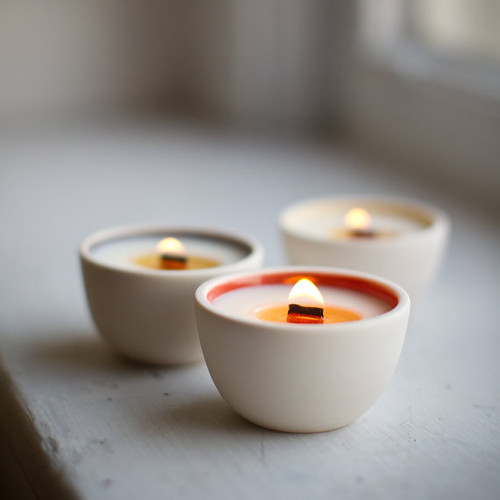 LUMINOLOGY CANDLES