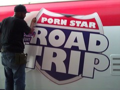 Wrap that tweet porn RV. (LVPrintSolutions) Tags: signs car truck print cards graphics lasvegas nevada stickers business solutions rv wraps flyers