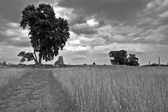 Cemetery Ridge at Gettysburg (Brian Utesch (shutterBRI)) Tags: bw usa history field america canon war unitedstates pennsylvania union battle confederate pa gettysburg civilwar american historical battlefield pickettscharge pickett warfare robertelee 2011 cemeteryridge shutterbri theangle brianutesch