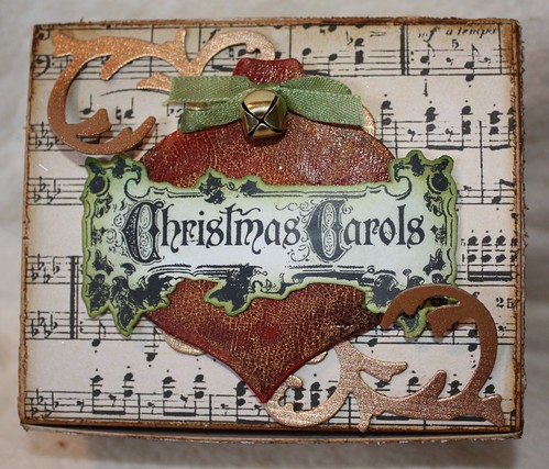 Christmas Carols Box