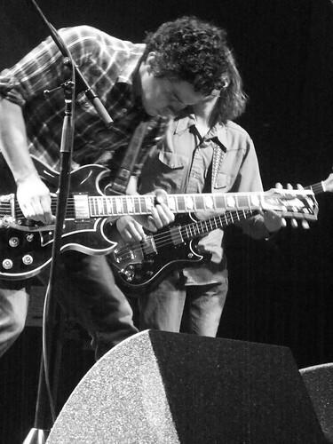 M. Ward at Ottawa Bluesfest 2011