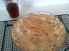 July's meat pie!