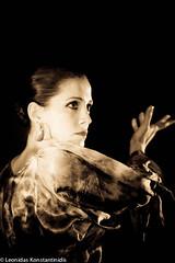 2011 Flamenco - Eleonora (LeonidasGR) Tags: show sepia spain luxembourg flamenco eleonora corsetti womenexpression eleonoracorsetti