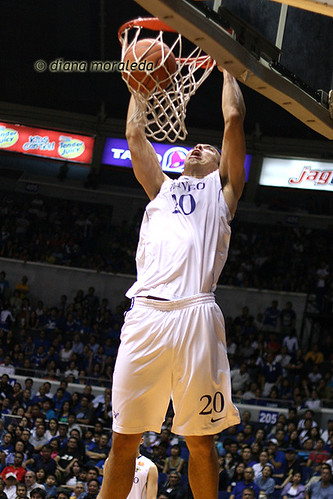 UAAP Season 74: Ateneo Blue Eagles vs. Adamson Falcons, 10 July 2011
