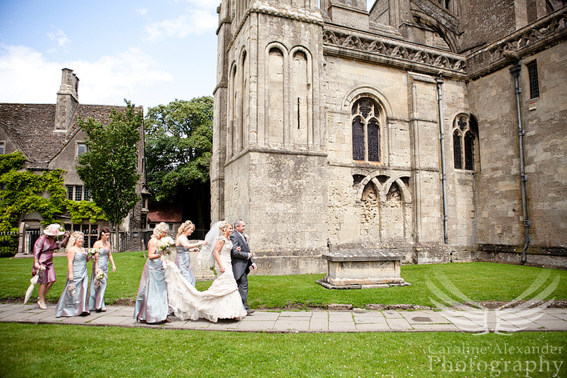28  Malmesbury Abbey Wedding Photography