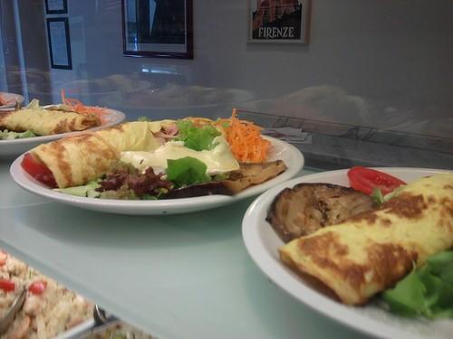 Omelette by La Fiaschetteria delle Cure