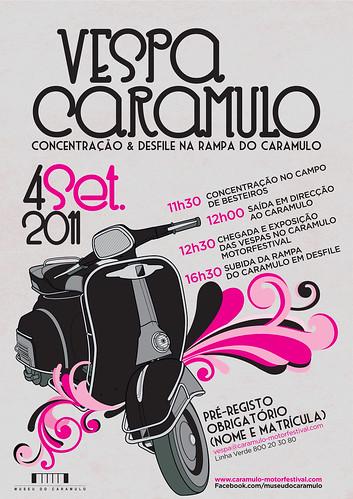 Vespa Caramulo 2011