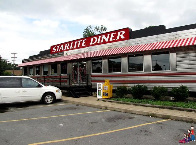 Starlite Diner in North LIttle Rock, Arkansas