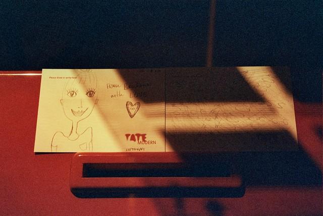 Dibuix al Tate