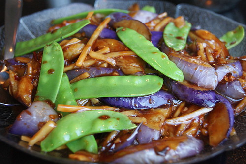 Chinese Eggplant by susanvg