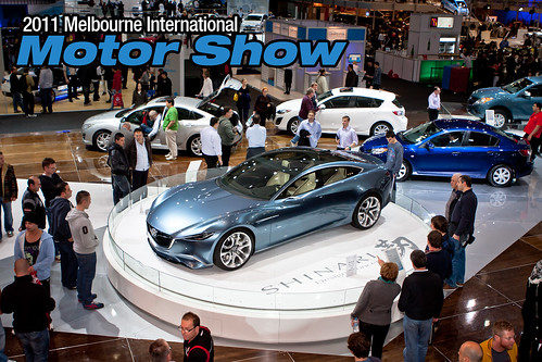 2011 Melbourne International Motor Show