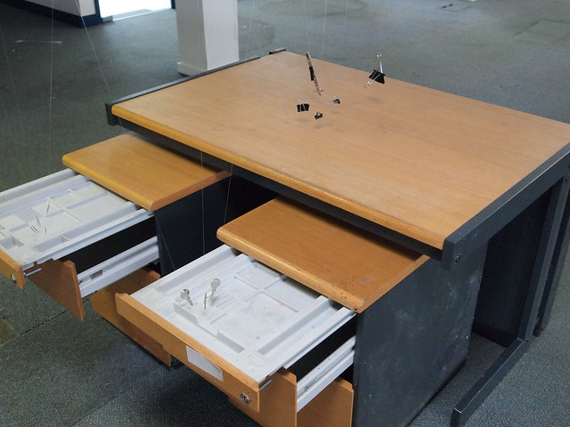 Jake Dowling / Desk
