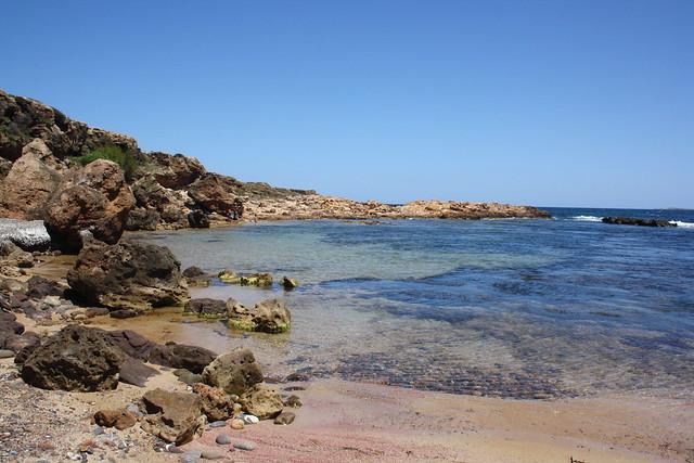 Cerca de Playa Pregonda